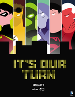 Young Justice Type Project by xXAmaya-himeXx