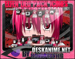 Lucy Pack Icons by Danrockster