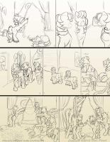 Chapter 11 page 13 sketch by FlyingPony