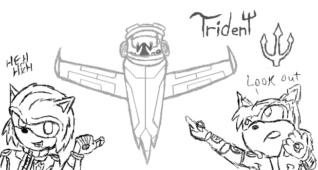 +Trident and more+ by HajimeTanaka