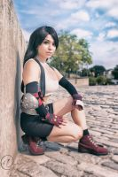 Tifa Lockhart - Final Fantasy VII - Otakon 2014 by miss-gidget