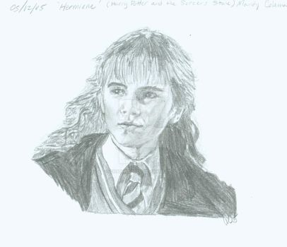 Hermione by Charmedsoul