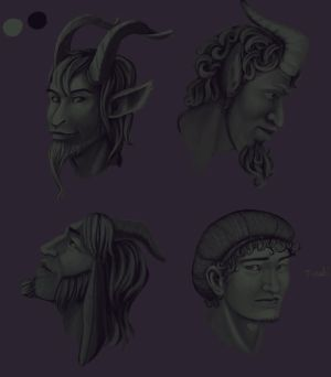The Satyr Bunch
