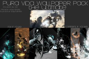 Pura Vida wallpaper pack by pullzar