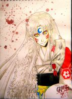 Sesshomaru by Gresta-GraceM
