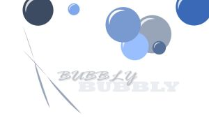 Bubbly Wallpaper by For-Always
