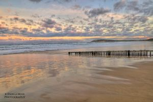 Ocean Grove Beach 2 by DanielleMiner