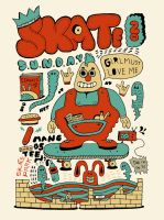 skate on sunday by skitchman