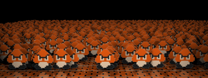 Goomba army by ShoTro
