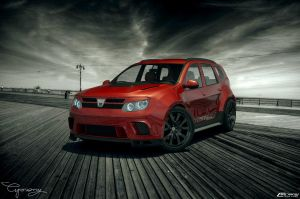 Dacia Duster Tuning 21 by cipriany