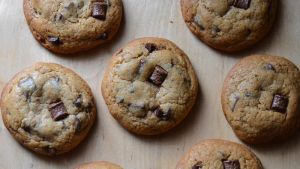 Chocolate chip Cookies!! (+Recipe-YouTube) by ClaraLG