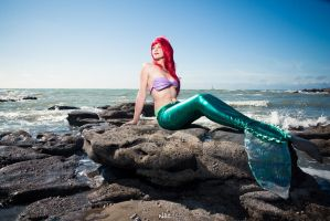 Ariel the Little Mermaid by Mito-Lowe