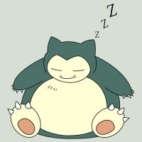 Snorlax by acer-v