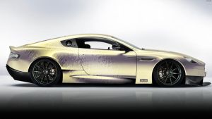 Aston Martin DB9 R-Spec '12 by HAYW1R3