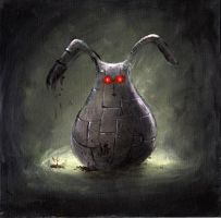 no2: Android Bunny by Bakenius