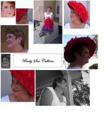 Becky Sue's red hat by Iolii