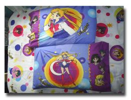 NA Sailor Moon Sheet Set by Magical-Mama
