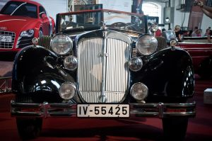 Horch 853, 1936 by lordradi