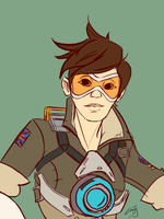 Tracer by The-Art-Stew