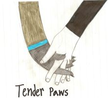Tender Paws by KoolKitty25