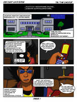 The Choice - Page 1 by TBPow