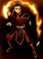 ATLA: Fire Nation Prince by Asphil