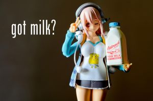 Got Milk? by phtoygraphy
