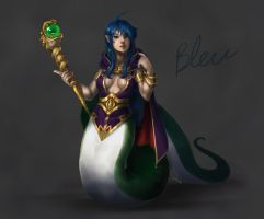 Breath of Fire - Bleu by Sessie
