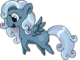 Commish: Shiver - Chibi by Squeemishness