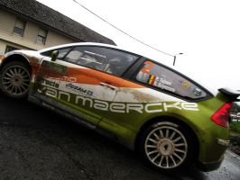 Citroen C4 WRC by UglyKidAndy