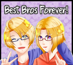 [NA Bros] Best Bros Forever! by Chesle