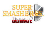 Super Smash Bros Ultimate Logo by Jack-Hedgehog