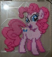 Pinkie Pie Perler by The-Original-Kopii