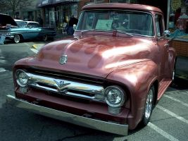 1956 Ford F-100 by Photos-By-Michelle
