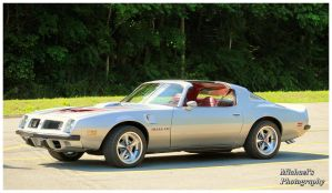 A Silver Trans AM by TheMan268