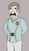 Motion Picture Scotty by wookieebasher