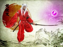 Inuyasha by thedarkestseason