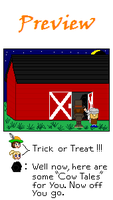 Halloween sprite comic Preview by dragontamer272