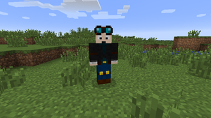 Youtubers Mod - Dan from the Diamond Minecart by emilyanncoons