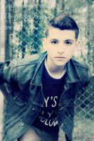 Vincent Castronovo-July 21st by lilubrownie
