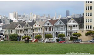 The Painted Ladies Live On (Color version) by KnightTek