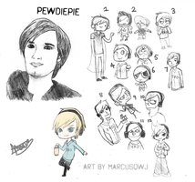 Pewdie Style Meme by Marcusqwj