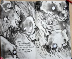 Sketchbook Project 01 by AngryUnit