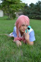 I will kill her for you. by natsuocosplay