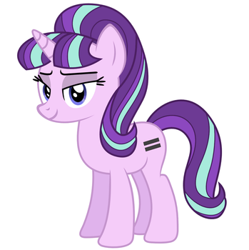 Starlight Glimmer Season 1 by BrandonTheUnicorn