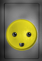 Socket Smile by laimonas171