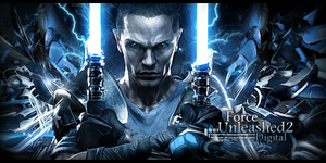Force Unleashed by bobbydigital72