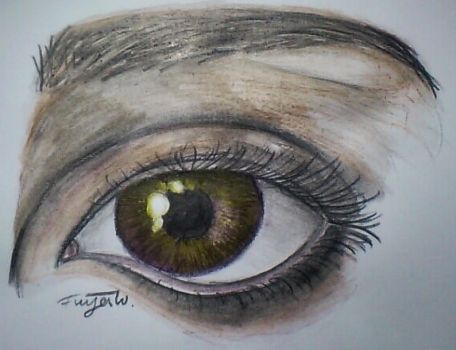 special eye colour by AnnberC