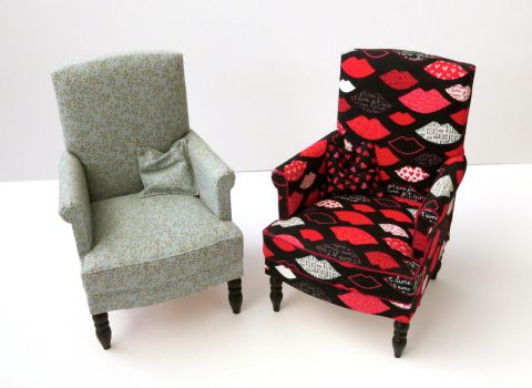 new chairs in my etsy shop by meitina