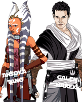 Id Jedi Masters by niniisolated